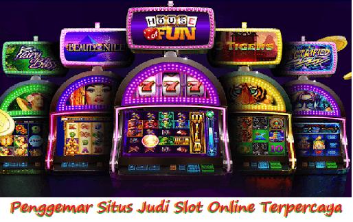 Penggemar Situs Judi Slot Online Terpercaya