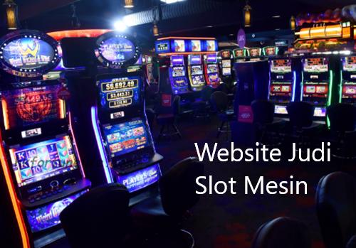Website Judi Slot Online Terbaru Pakai Uang Asli
