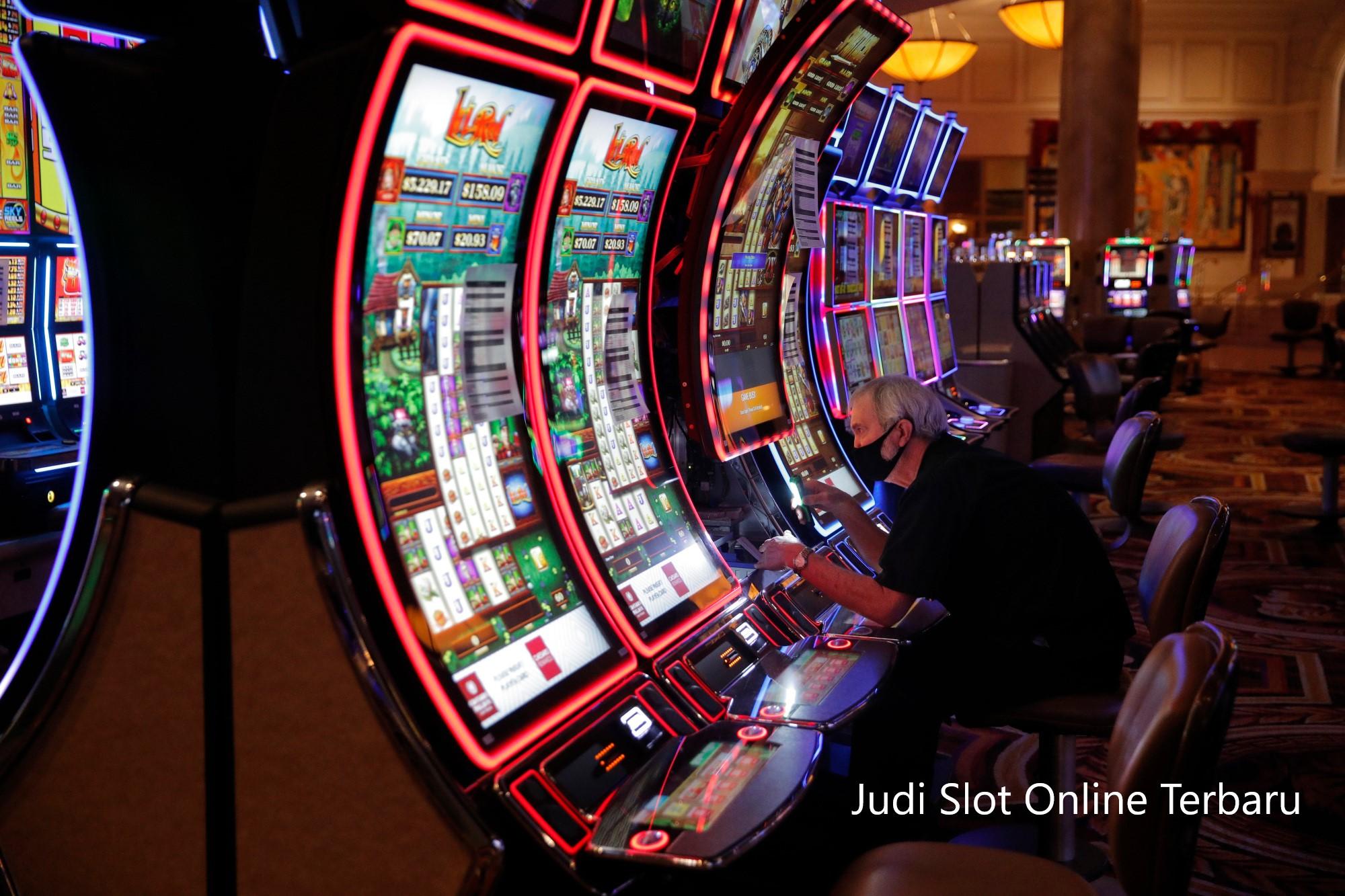 Judi Casino Online Joker123